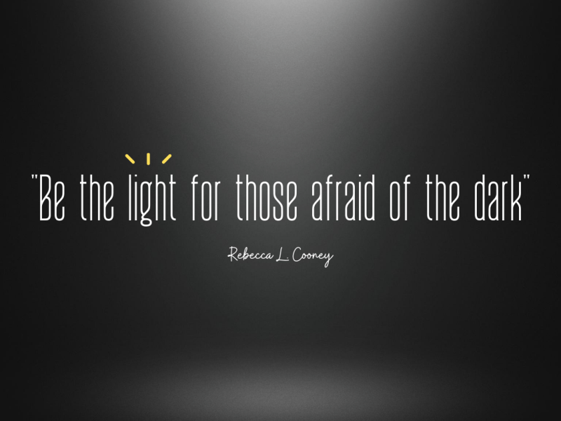 Be the light post