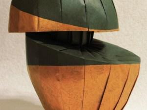 Diagonal shift variant close-up