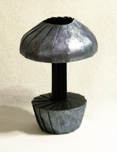 Divided vase