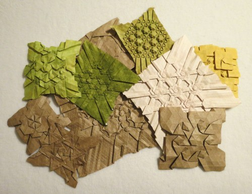 Collection of tessellations