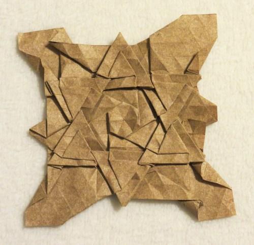 Aztec Twist, designed by Eric Gjerde