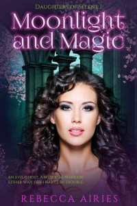 moonlight and magic, witch, myth and legend, suspense, fantasy, paranormal