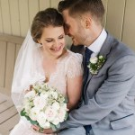 A rustic wedding in Skipton, North Yorkshire. Hair and makeup by rebeccaanderton.co.uk