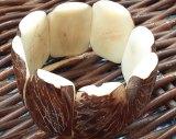 Natural Tagua Nut Chunky Bracelet