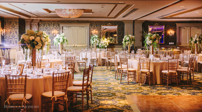 Vintage Hotel Viking Wedding Newport Rhode Island Greg