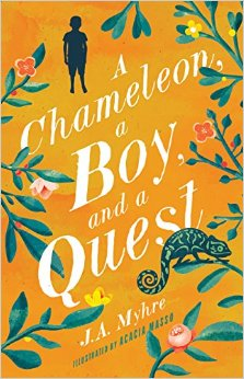 A Chameleon, a Boy, and a Quest