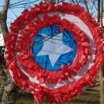 Captain America Shield pinata