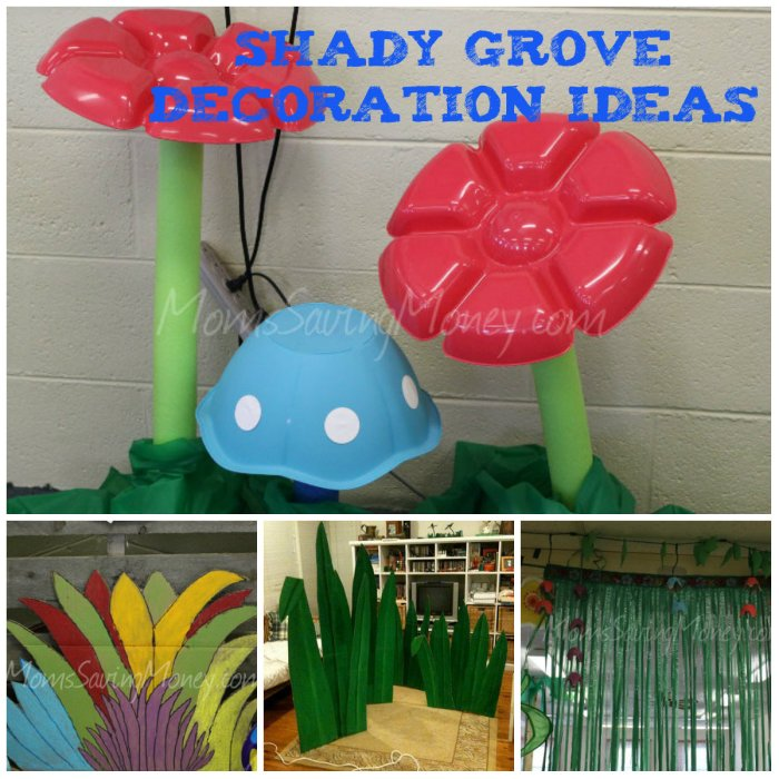 Shady Grove decoration ideas