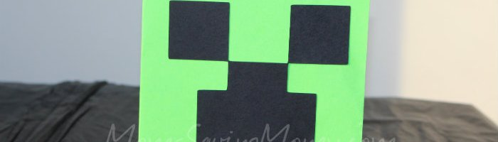 Minecraft Creeper Invitations
