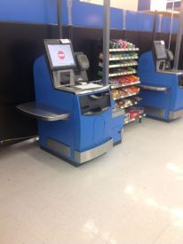 walmart self checkout