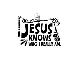 Day1-Jesus knows who I really am