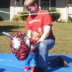 how to make a spider-man pinata
