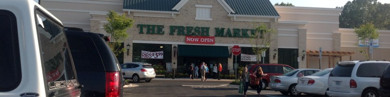 The Fresh Market Grand Opening – My Experience