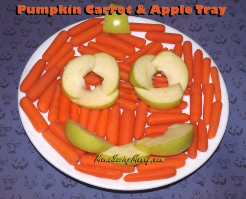 Pumpkin Carrot & Apple Tray