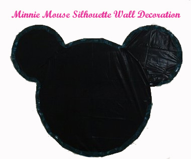 mickey mouse wall decoration