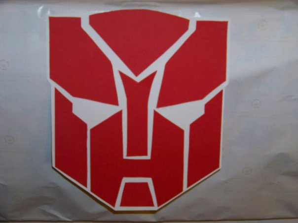 transformers wall decoration