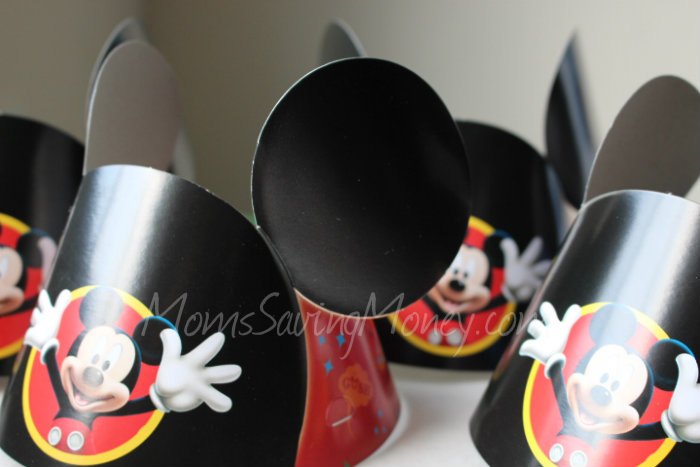 Mickey Mouse Clubhouse party hat