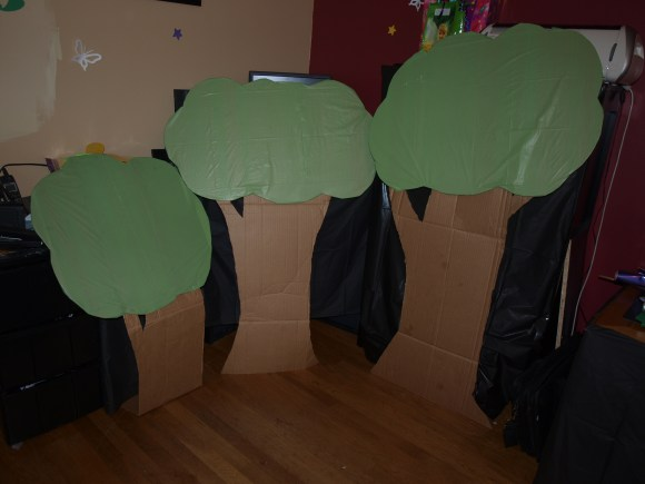 Tinkerbell Trees