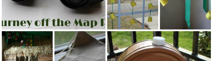 "Lifeway VBS 2015 ""Journey off the Map"" Decoration Ideas"