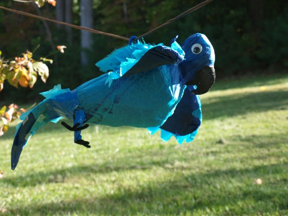Blu Pinata - Rio Theme Party