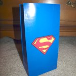 Superman Favor Bag