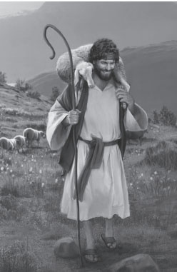 Lost Sheep Game On Bible Lesson