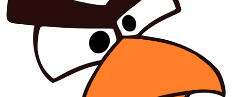 Angry Birds SVG File