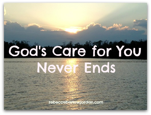 Promise For Today Gods Care For Us