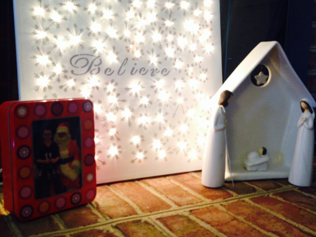 BELIEVE (CHRISTMAS VISIONS PART 5)