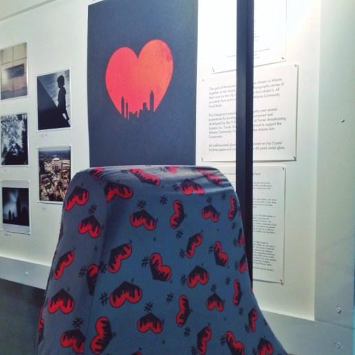 WeLoveATL Seat