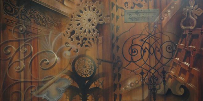 Rebecca C Gray, Italian Ironwork, 2005.