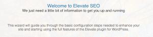 Elevate SEO Installation