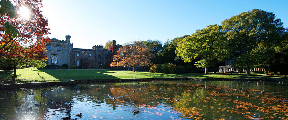 Out & About: Towneley Hall