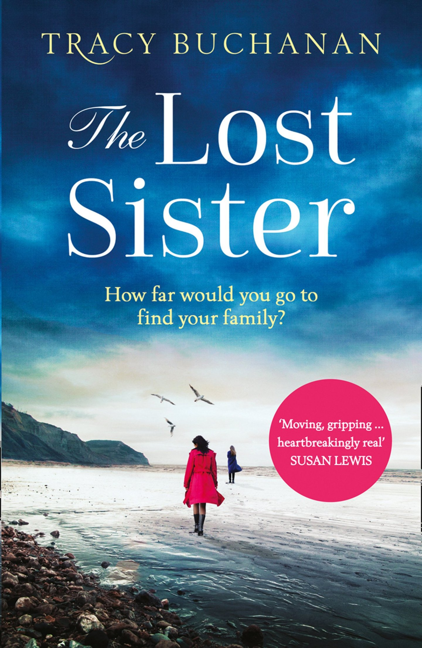 Bookworm: The Lost Sister By Tracy Buchanan