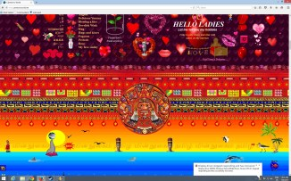 90s website