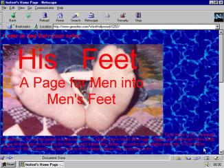 90s website2