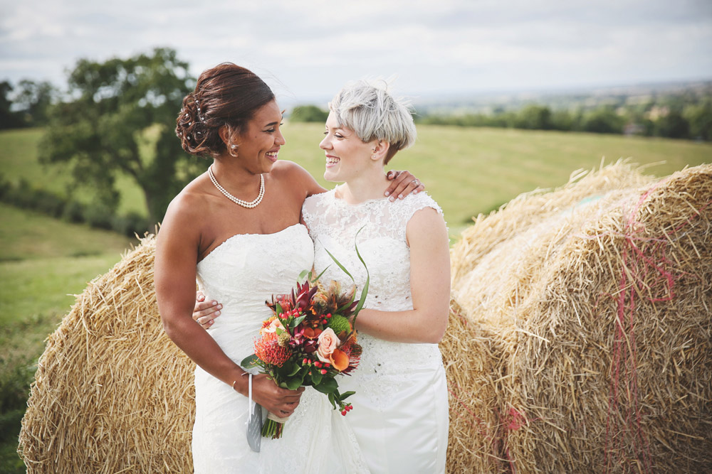 Home Farm Events Wedding with Nicole & Kristie