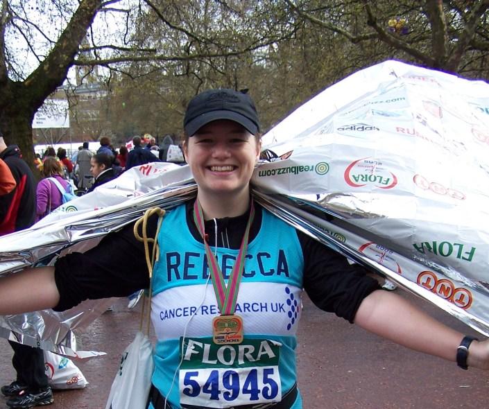 Marathon cape