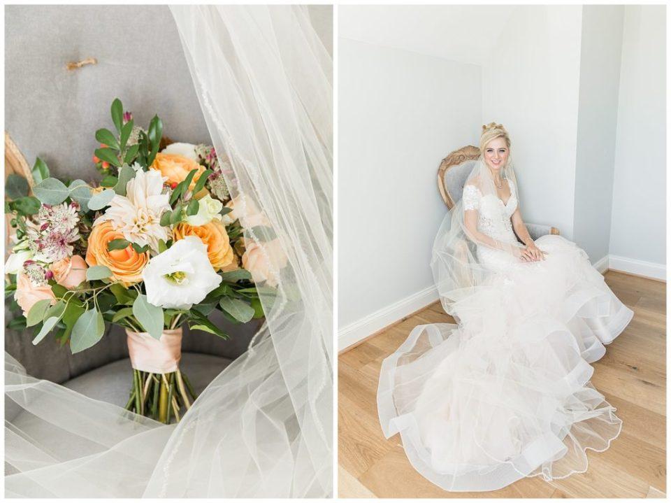 J. Morris Flowers. Leesburg, Virginia. Bridal bouquet.