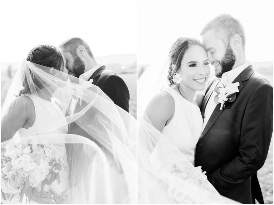 Virginia Vineyard Wedding