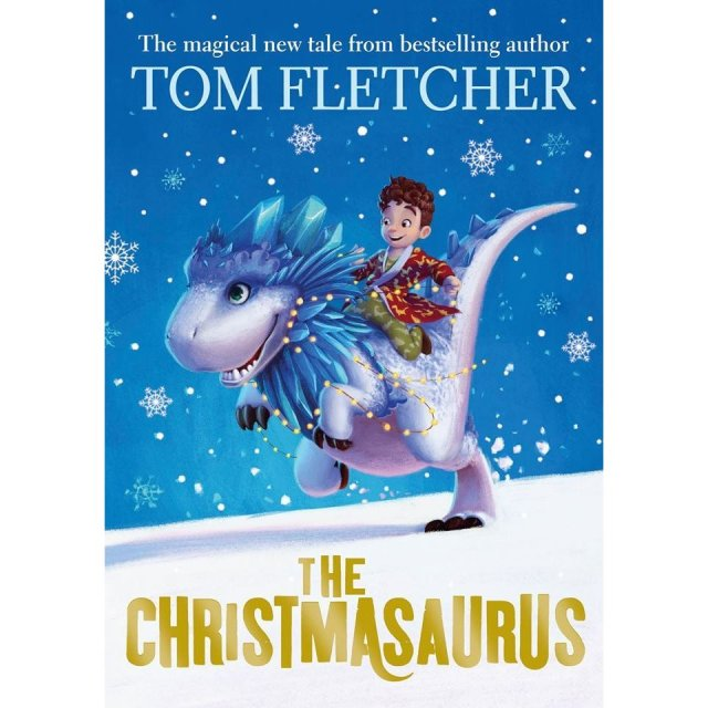 The Christmasaurus review header