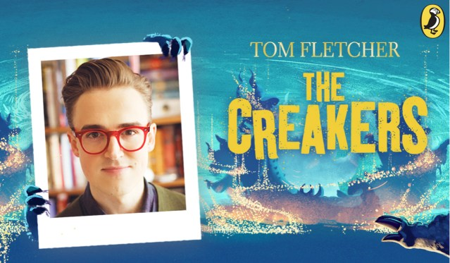 The Creakers review header
