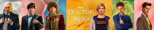 Doctor Who 2019 review header