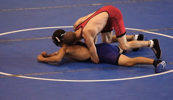 Young grappler learns; parents get lesson too