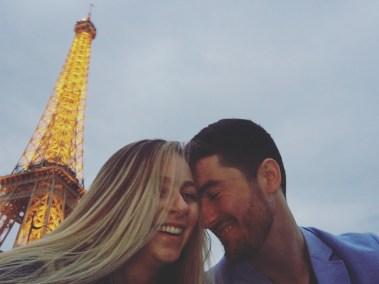 selfies are honeymoon photos, too!
