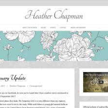 www.heatherchapmanauthor.com