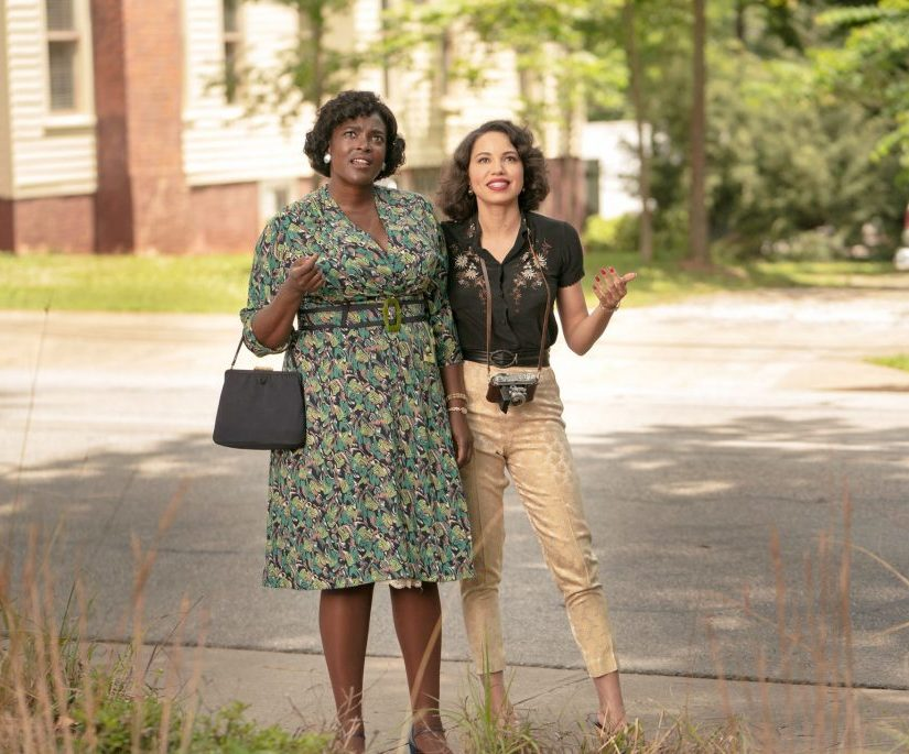 """Leti shows Ruby her new home in """"Holy Ghost"""", episode 3 of HBO's LOVECRAFT COUNTRY."""
