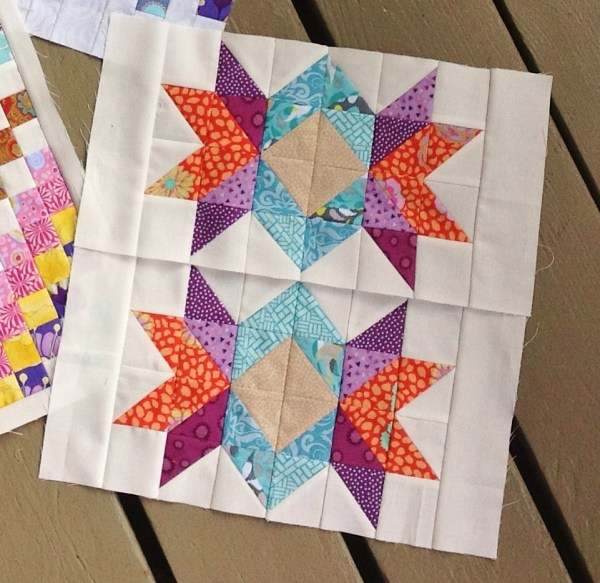 quilt block of month #12