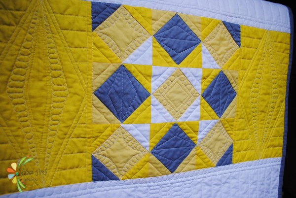 modern quilt block of the month 2015