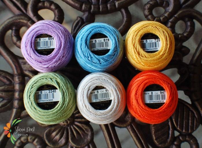 perle cotton DMC